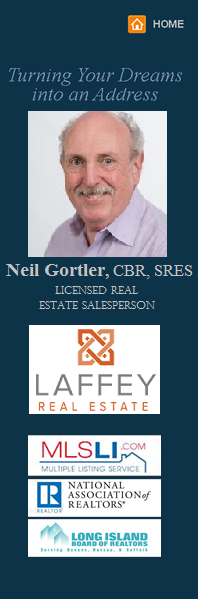 Neil Gortler, Licensed Real Estate Salesperson