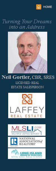 Neil Gortler, Licensed Real Estate Salesperson